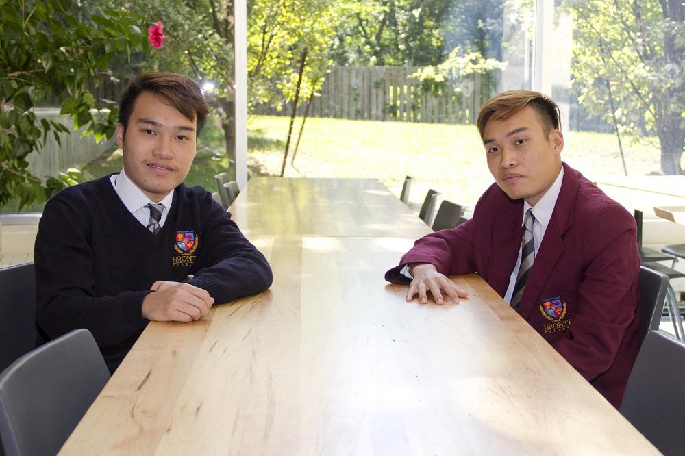 Bronte Viet students