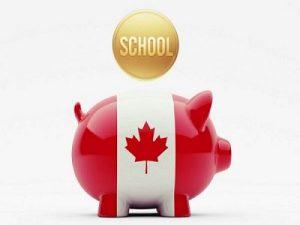 Chi phí học tập tại Canada – dành cho sinh viên quốc tế