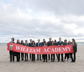 Trường William Academy trao học bổng trung học dành cho học sinh Việt Nam