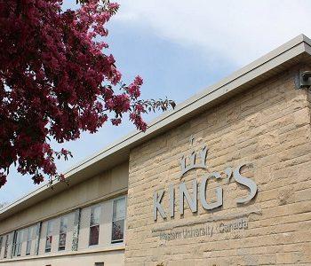 King's University College trao học bổng đầu vào cho sinh viên quốc tế