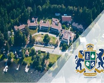 Học bổng đầu vào 2019 từ trường Trung học St. John's Academy