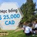 Du học Canada bậc trung học phổ thông năm 2019 với học bổng hấp dẫn lên đến 50% tổng học phí