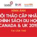Hình ảnh Hội thảo chính sách du học Canada & Anh Quốc năm 2019