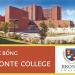 Học bổng đầu vào năm học 2020 tại Bronte College