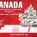 """""""Ngày hội giáo dục Canada thường niên – lần thứ 12"""" – Sự kiện du học Canada đáng trông đợi nhất năm 2020"""