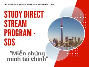 STUDY DIRECT STREAM PROGRAM SDS