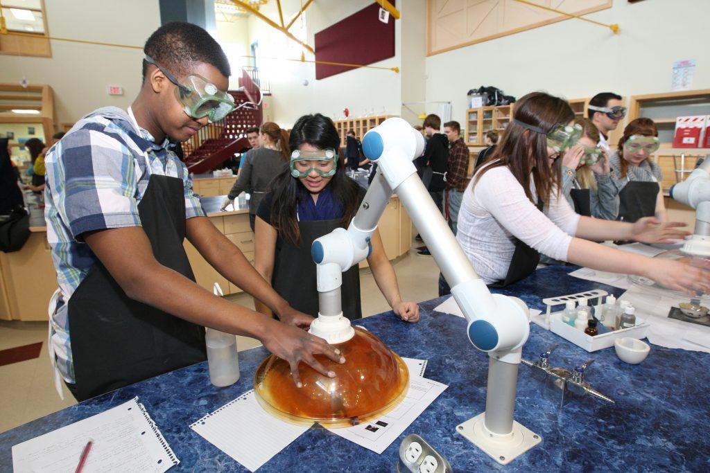 LTCHS Science park 2