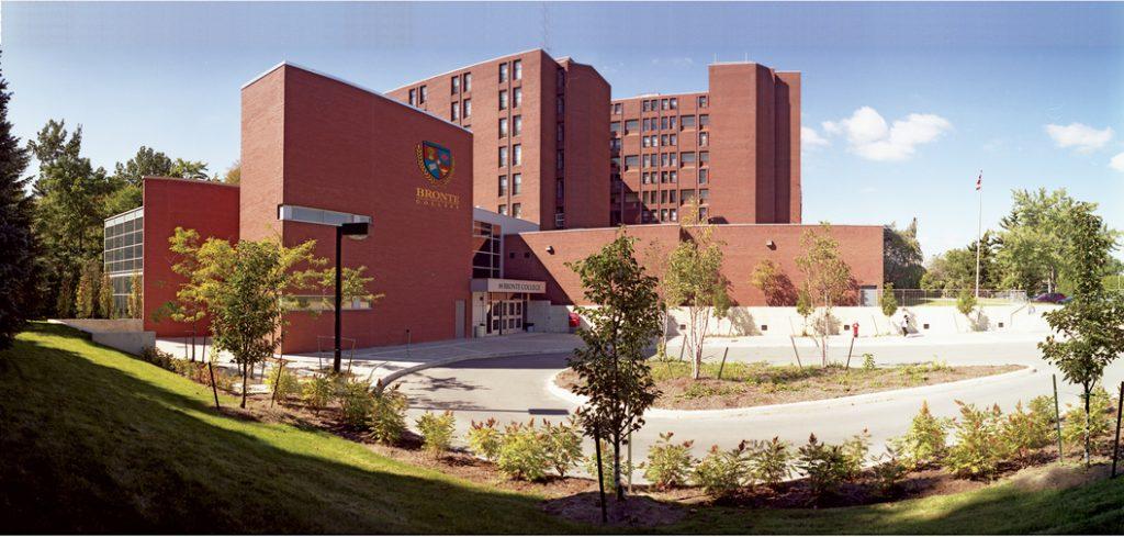 Bronte College campus