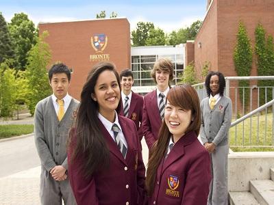 Bronte College profile