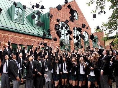 boarding school ceremony