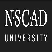 NSCAD logo black