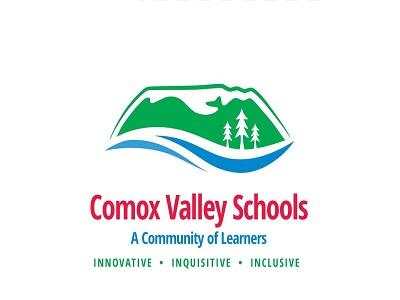 Comox valley summer logo