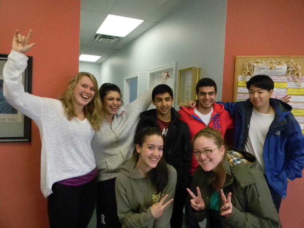 TIA students