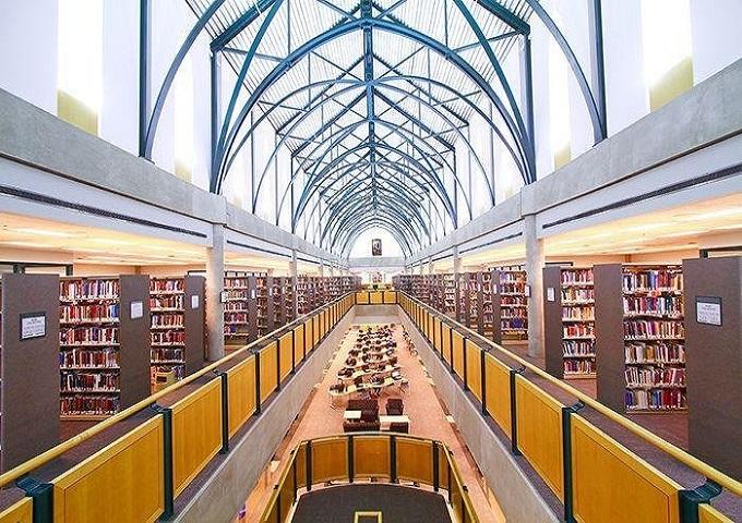 library macewan