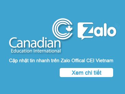 Zalo CEI Banner