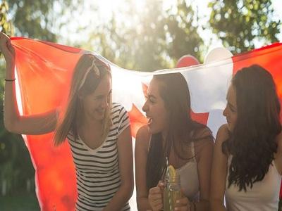 student in canada