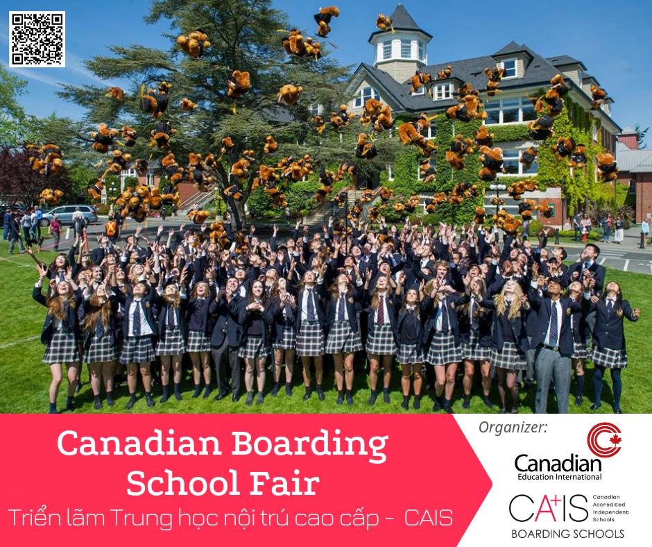 Canadian Boarding School Fair 3