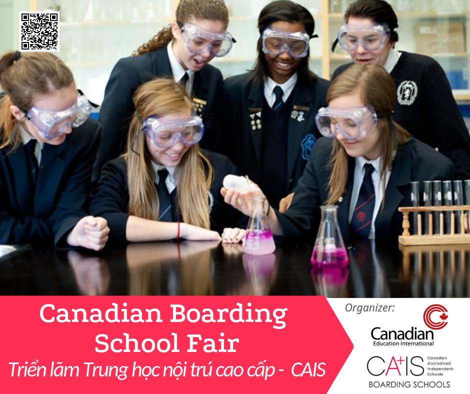 Canadian Boarding School Fair 5