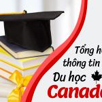 Kinh nghiệm du học Canada 2021: chi phí, hồ sơ, thủ tục