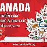 Triển lãm Du học - Định cư Canada tháng 11/2020