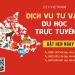 Dịch vụ tư vấn & hỗ trợ du học Canada trực tuyến