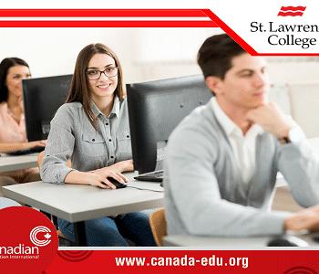 Giới thiệu chương trình Hè Online tại St. Lawrence College