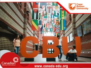 CBU online seminar