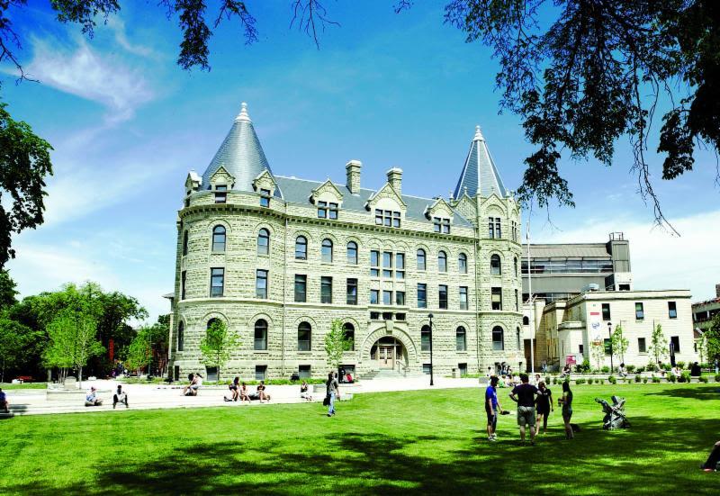 Winnipeg U Newsletter