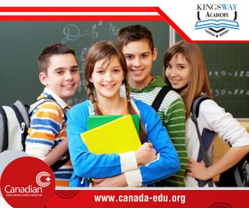 Hội thảo: Học bổng chương trình lớp 12 tại Kingsway Academy