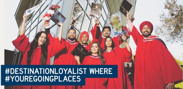 Loyalist College in Toronto CONVO IMAGE
