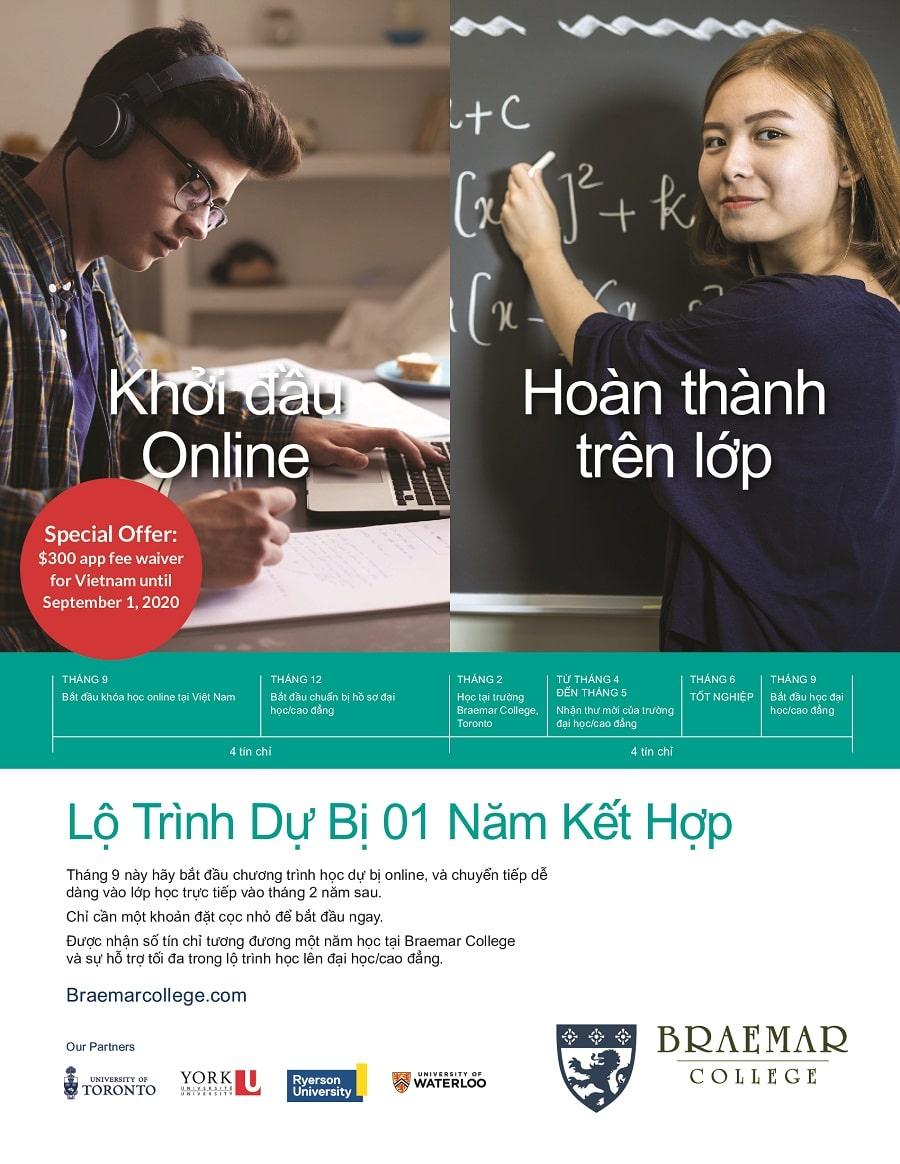 BlendedAcademic Year ad Vietnamese R1