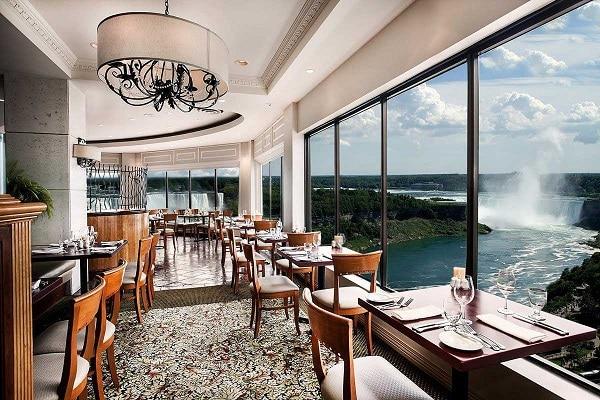 Falls view restaurants