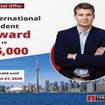 Học bổng dành cho sinh viên quốc tế tại Toronto School of Management