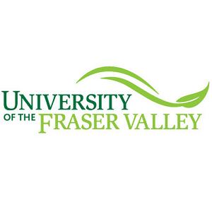 UFV Logo white