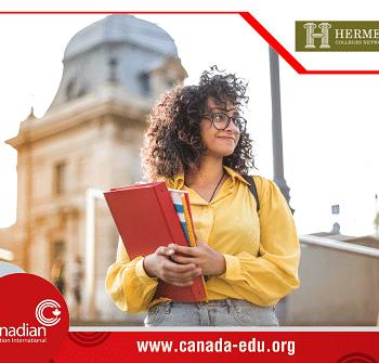 Cơ hội nhận ngay miễn phí xin trường tại Hermes Colleges Network – Montreal, Quebec