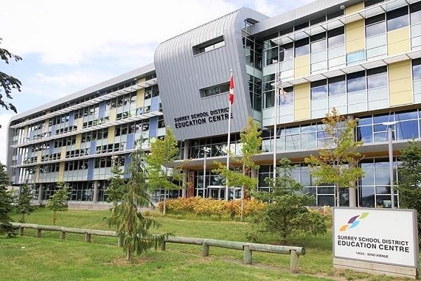 Surrey campus