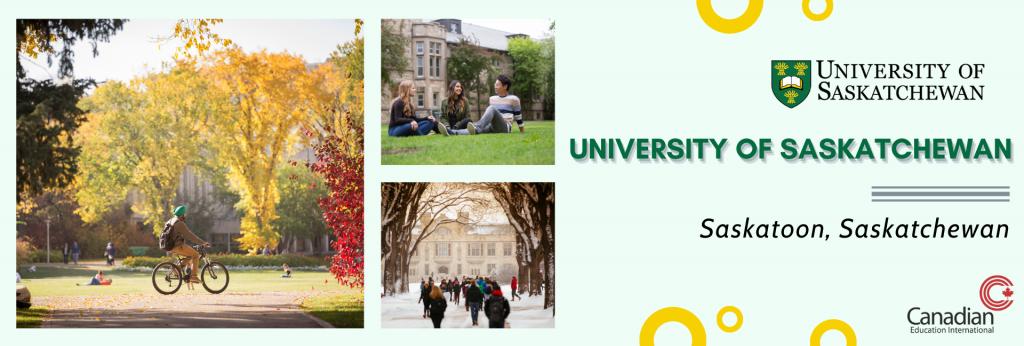 University of Saskatchewan 1