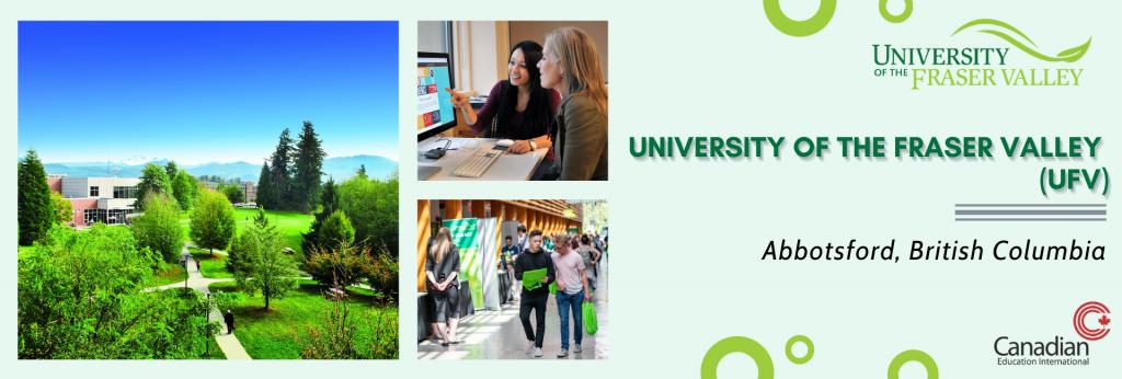 University of the Fraser Valley UFV