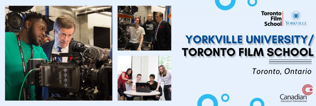 Yorkville University Toronto Film School