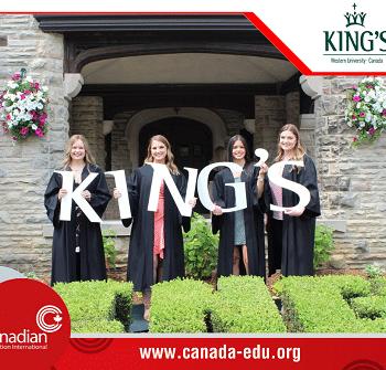 Học bổng du học hấp dẫn lên đến $44,000 từ King's University College