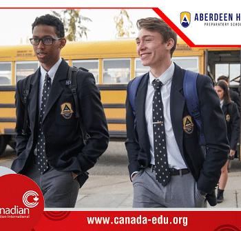 Ưu đãi học bổng đầu vào lên tới $3,000 CAD tại Aberdeen Hall Preparatory School