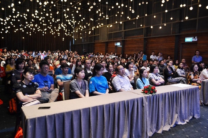 Triển Lãm Giáo Dục Canada do CEI Vietnam tổ chức