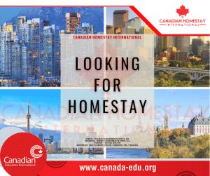 Canadian Homestay
