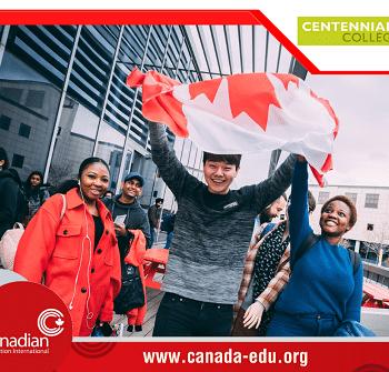 Hội thảo trực tuyến: Centennial College, Cao đẳng hàng đầu về sự quan tâm của sinh viên và nhà tuyển dụng tại Toronto