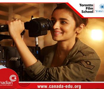 Hội thảo trực tuyến: Yorkville University/ Toronto Film School – Điều kiện để du học ngành nghệ thuật & điện ảnh tại Canada.