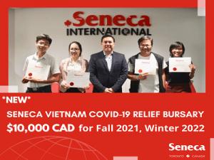 COVID 19 Relief Bursary Poster