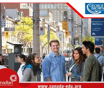 Hội thảo trực tuyến: Hành Trang Chuẩn Bị Vào Trường Cao Đẳng Lớn Nhất Toronto –  George Brown College