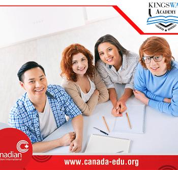 Hội thảo trực tuyến: Du Học Canada Cùng THPT Kingsway Academy